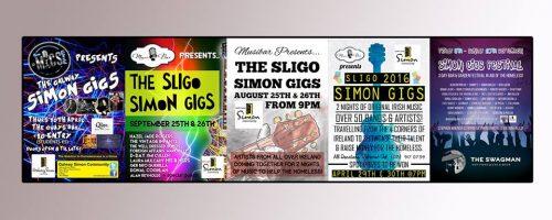The Simon Gigs